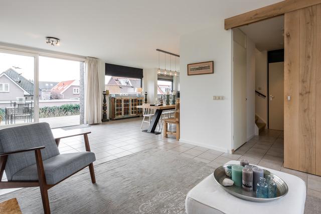 Goudkust 3 'At Sea' is een fantastisch leuk huis voor 5 personen in Bergen aan Zee.