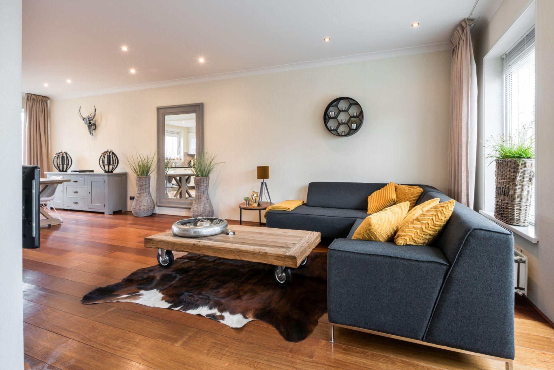 Heerlijk appartement, centraal in Bergen voor 5 personen. Uw hond is welkom.