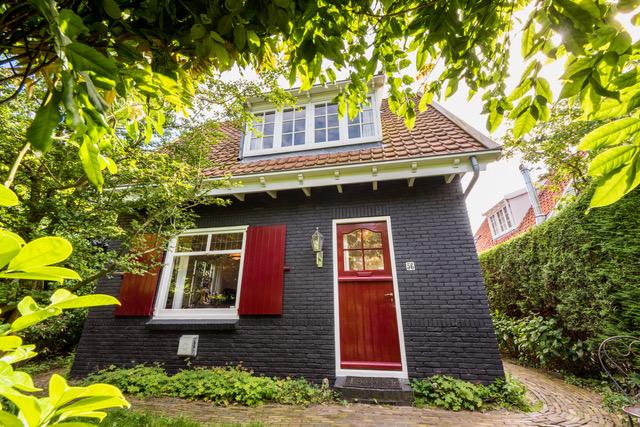 Vakantiehuis Little Bergen voor 3 personen aan de rand centrum Bergen