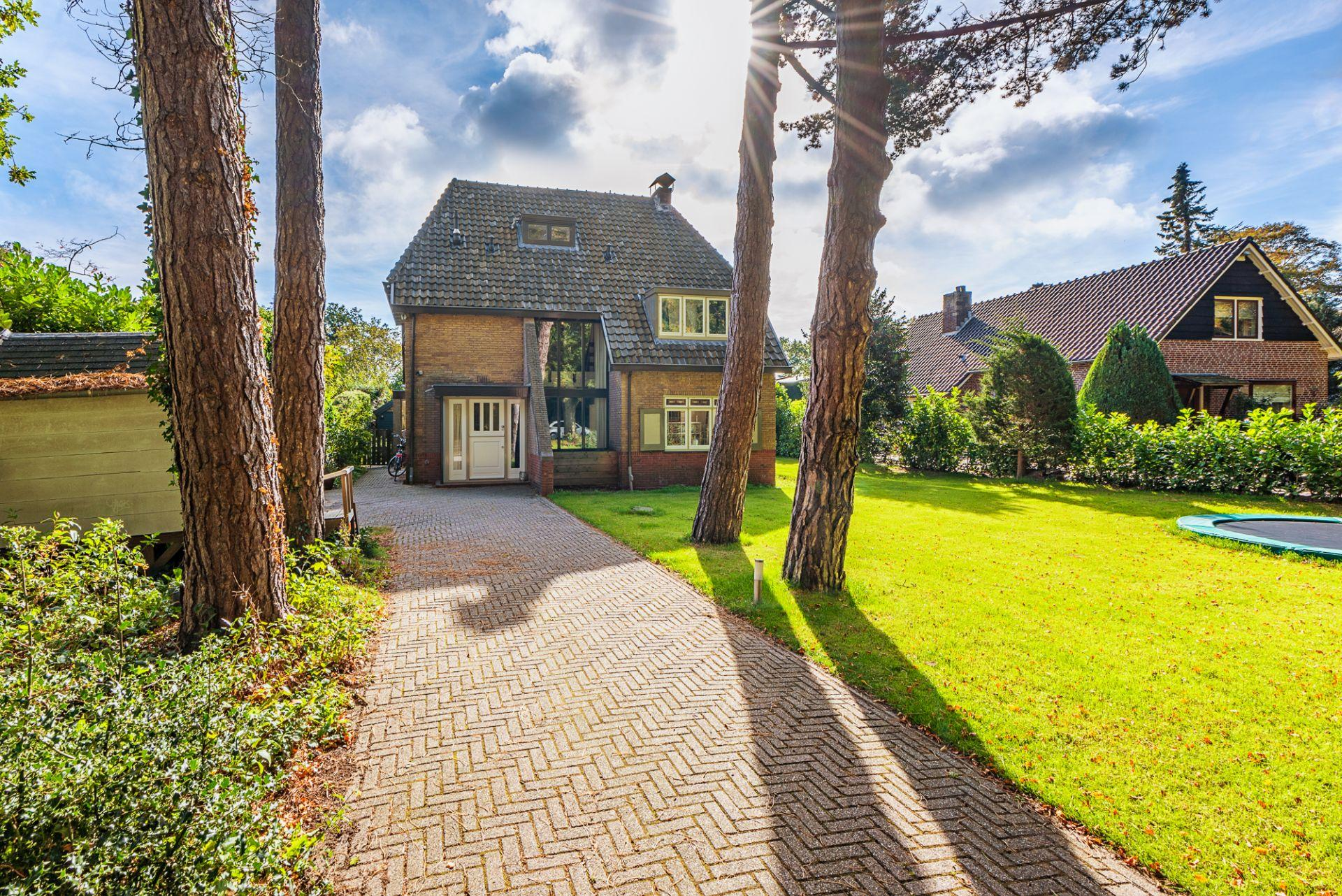 Villa Kakelbond, een villa voor 8 personen in een van de mooiste lanen van Bergen.