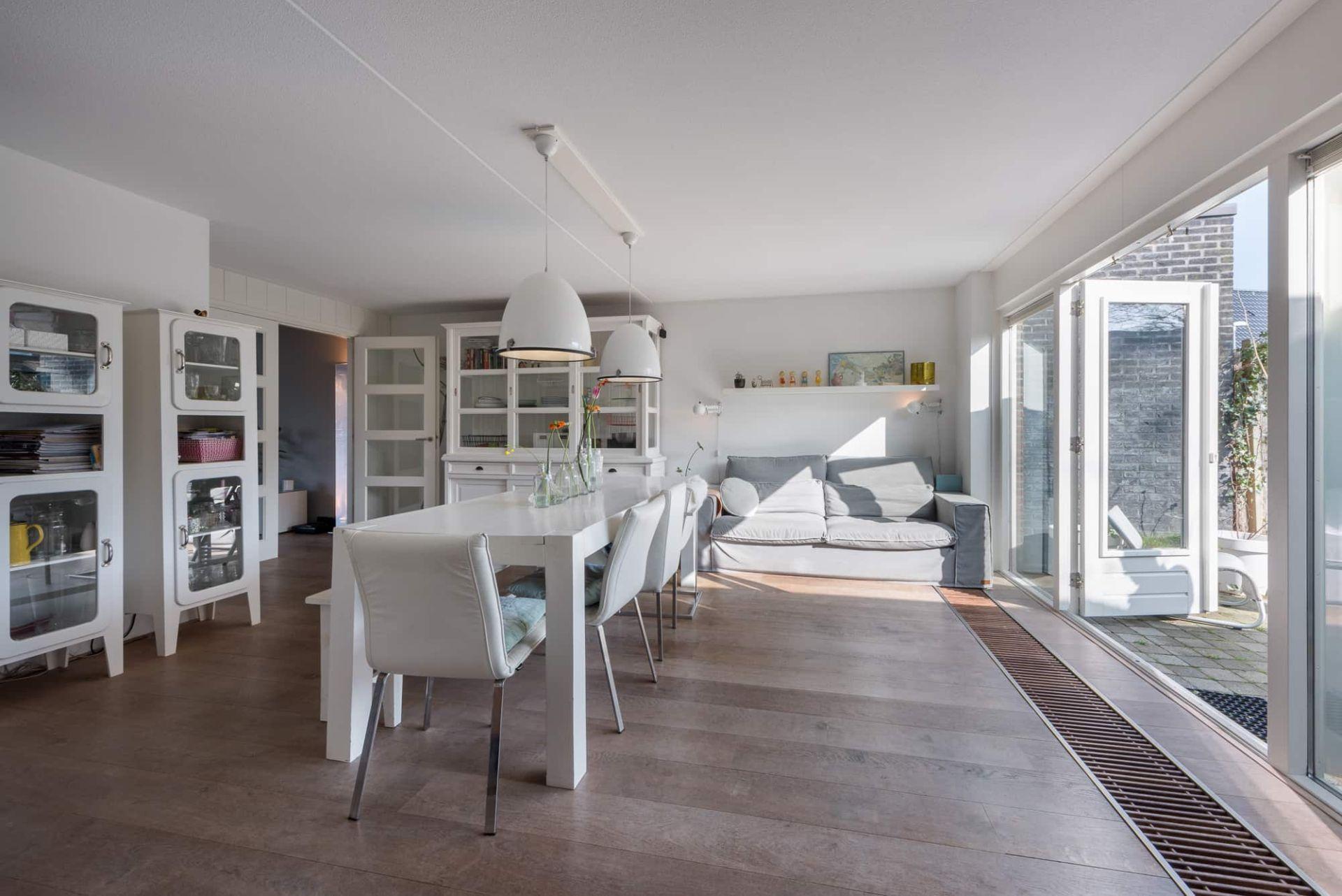 Gold Coast 7 Ein ideales Einfamilienhaus für 6 Personen in Bergen, mit einem Garten nach Süden.